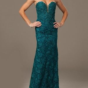 Jovani 98092 Evening Gown